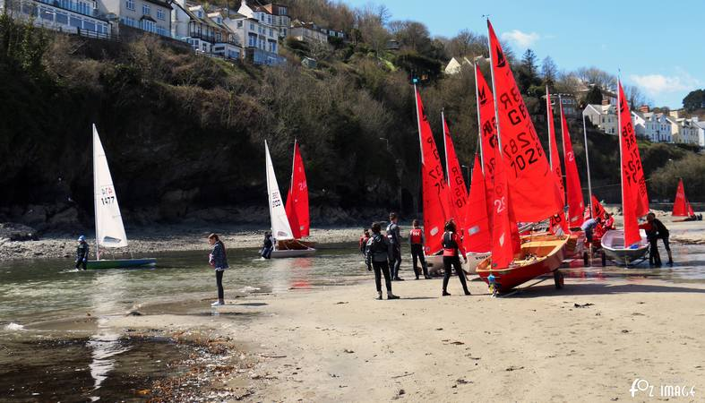 23rd April 2016 - Looe sailing club © Ian Foster / fozimage