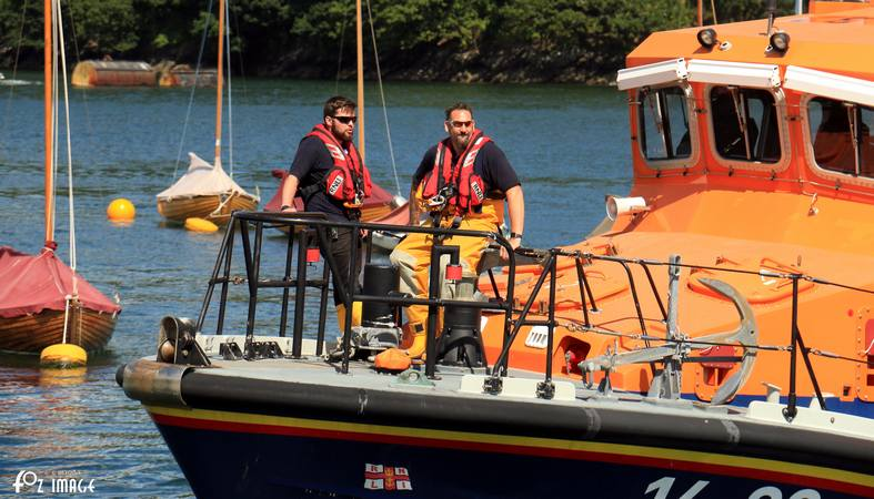 5 August 2017 - Fowey RNLI Open day © Ian Foster / fozimage