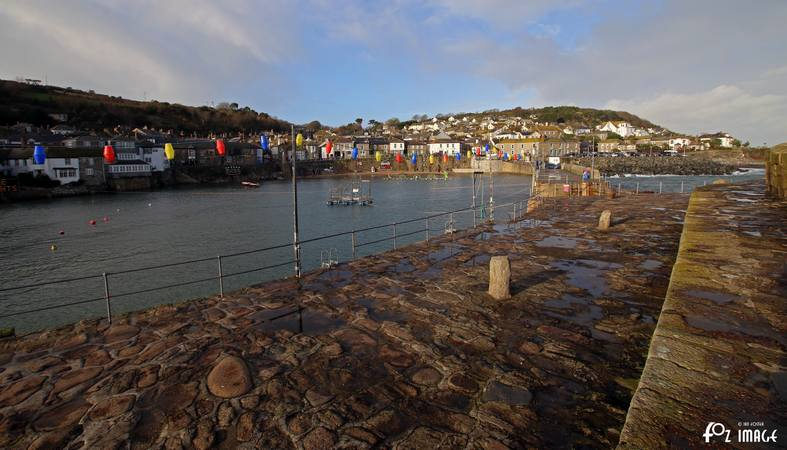 23rd December 2015 - Mousehole Harbour © Ian Foster / fozimage