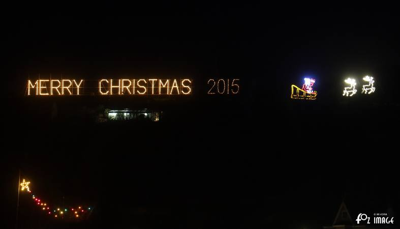 23rd December 2015 - Mousehole Christmas Lights © Ian Foster / fozimage