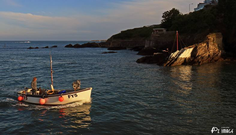 1st July 2015 - Looe © Ian Foster / fozimage