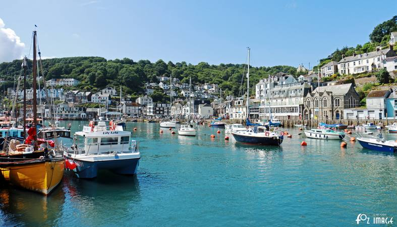 5th July 2015 - Looe © Ian Foster / fozimage