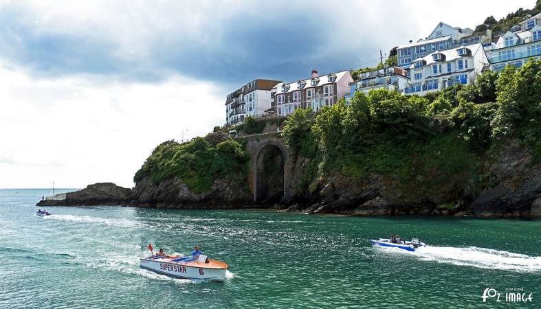 25th July 2015 - Looe boats © Ian Foster / fozimage