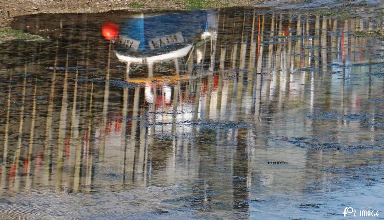 31st July 2015 - River reflections © Ian Foster / fozimage