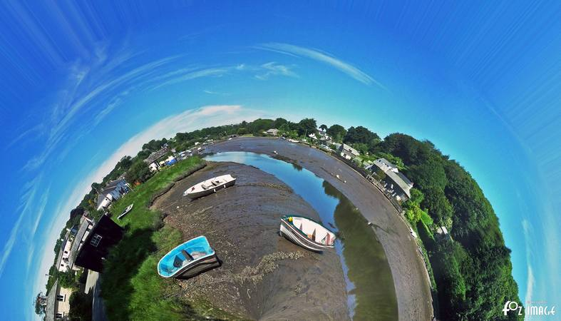25th June 2015 - Lerryn © Ian Foster / fozimage