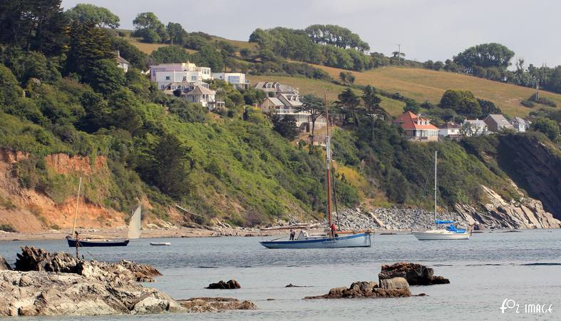 21st June 2015 - Looe Lugger Regatta - LN196 Victorious © Ian Foster / fozimage