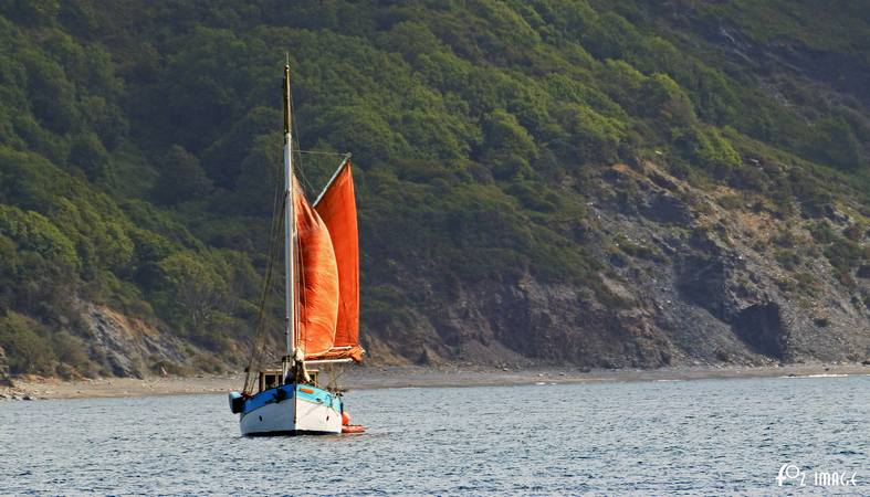 21st June 2015 - Looe Lugger Regatta - Lugger © Ian Foster / fozimage