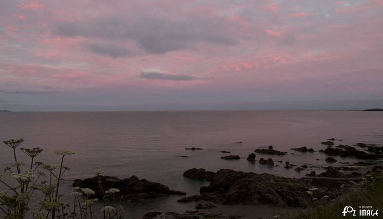 20th June 2016 - Hannafore sunset © Ian Foster / fozimage