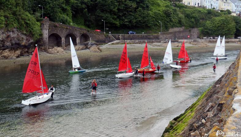 25th June 2016 - Looe Sailing Club © Ian Foster / fozimage