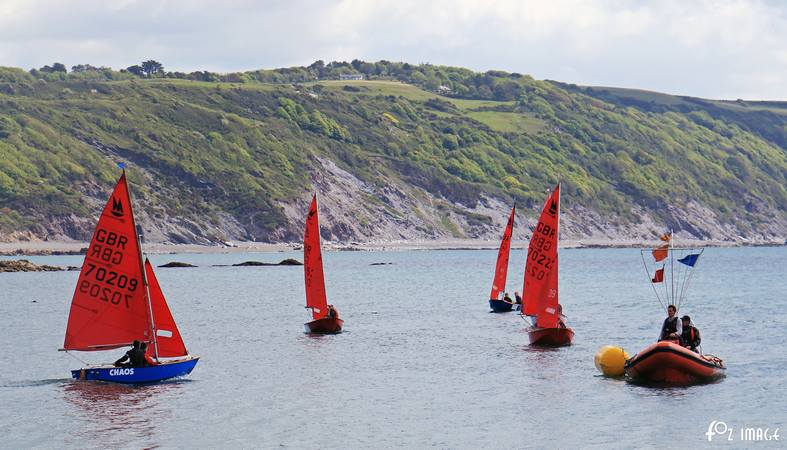 30th May 2015 - LSC sail training- © Ian Foster / fozimage