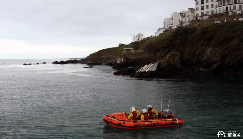 11th May 2016 - Looe RNLI D Class - © Ian Foster / fozimage
