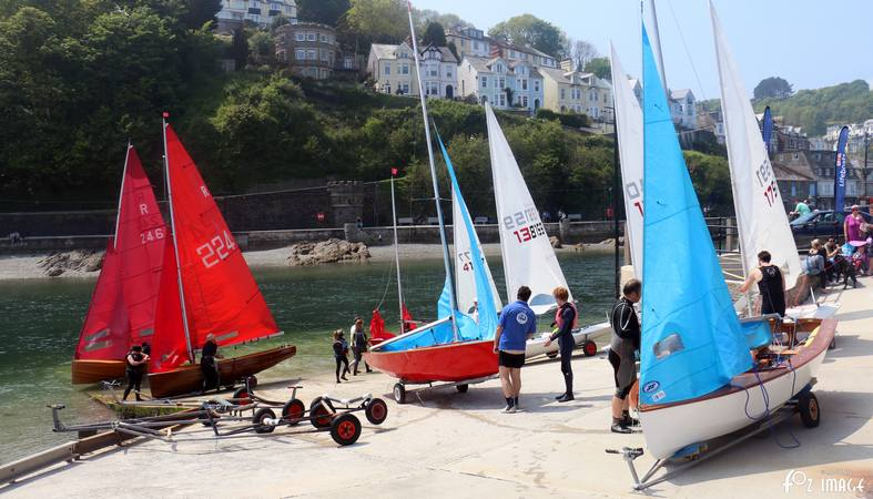 28th May 2016 - Looe Sailing Club © Ian Foster / fozimage