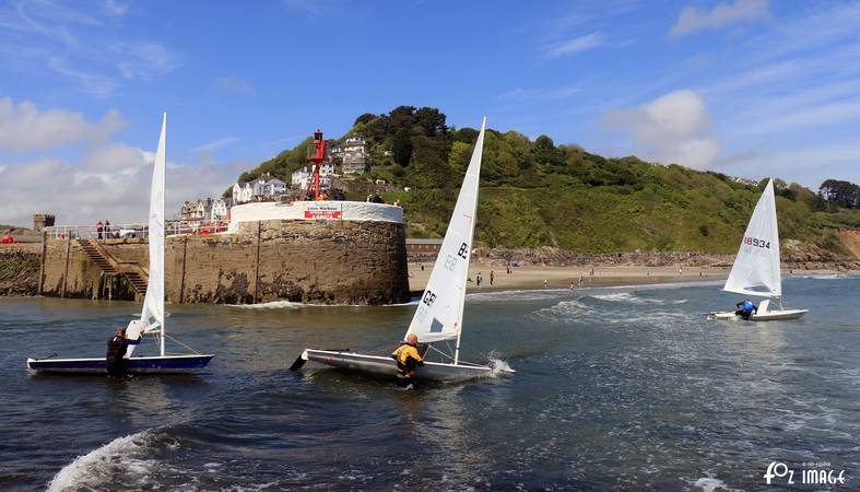 13 May 2017 - Looe Sailing Club © Ian Foster / fozimage