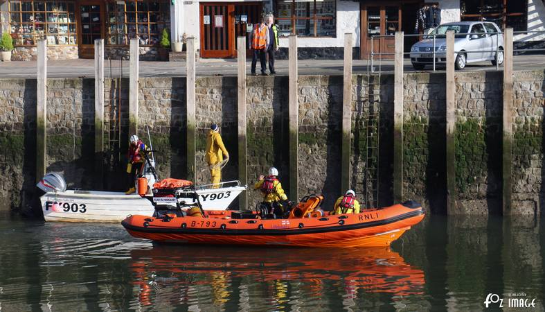 23rd November 2015 - Looe RNLI Atlantic 75 © Ian Foster / fozimage