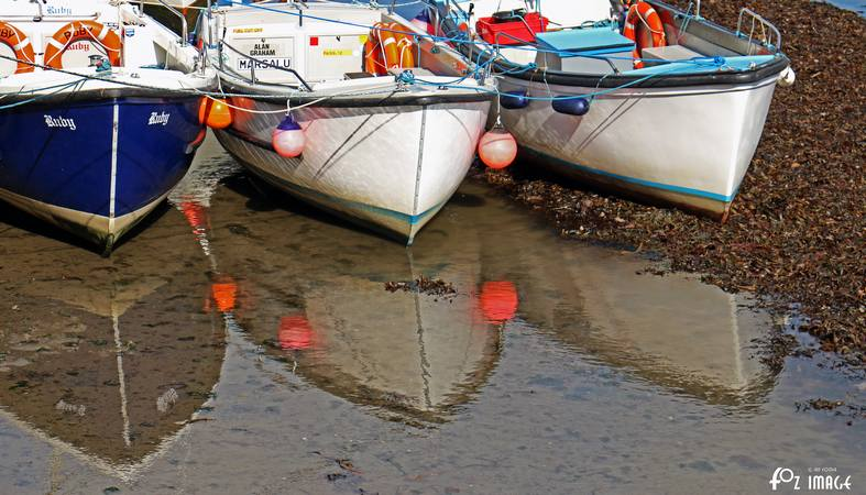 13th October 2015 - Ferry reflections © Ian Foster / fozimage