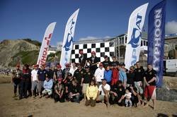 Zapcat racing - Watergate Bay - all the teams